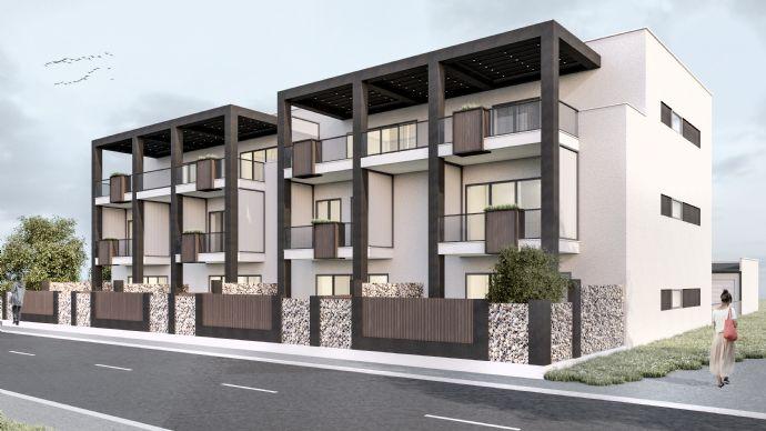 Exklusives Design-Eckhaus im stilvollen Wohnkomplex 'Fasanenpark'