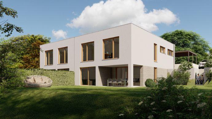 Moderne Doppelhaushälften in Obereuerheim