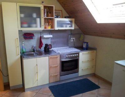 Dachgeschoß Küche