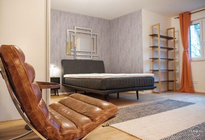 Boutique 1-Zimmer Wohnung in Frankfurt Ostend