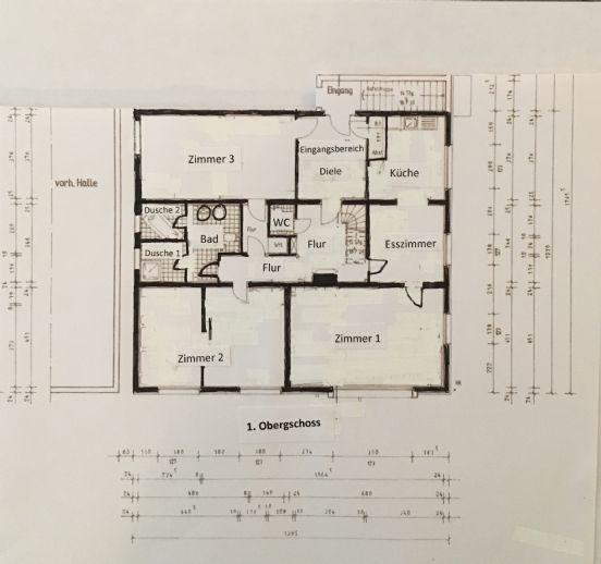 ***Studenten WG: top modernisierte 180 m² Maisonettewohnung***