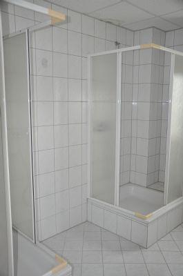 Sozialräume mit Duschen