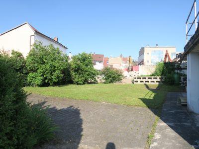 Älteres Wohnhaus/Bauträgergrundstück im Stadtzentrum Nh. Sparkasse