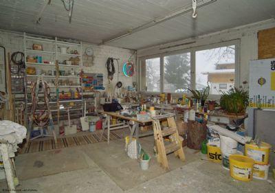 Werkstatt, beheizbar