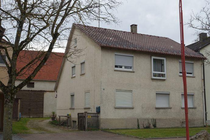 Einfamilienhaus zentral in Steinheim