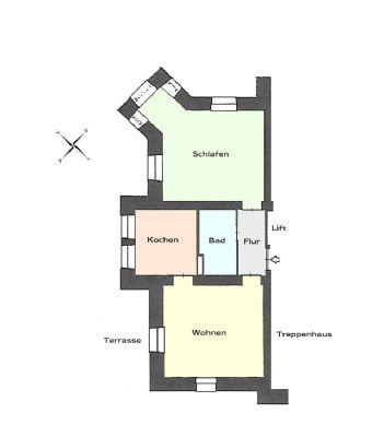 ruhig und zentral wohnung im gr nen wohnung bad reichenhall 2ldm647. Black Bedroom Furniture Sets. Home Design Ideas
