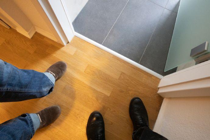 Erstbezug nach Modernisierung / Wohnung für 1 oder 2 Personen