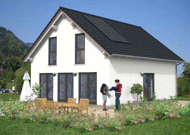 Projektiertes Einfamilienhaus in sonniger, ruhiger Ortsrandlage