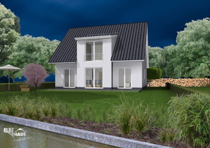 Neues Einfamilienhaus - massiv - innovativ - individuell - Haus - Neubau