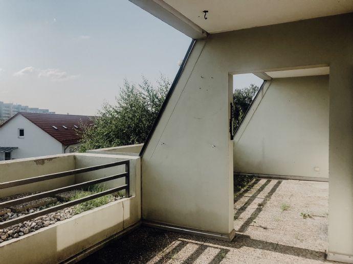 Schöne 3ZKB Terrassenwohnung