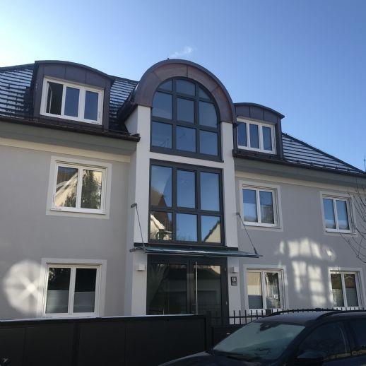 Luxuriöse 4-Zimmer-Galerie-Wohnung Erstbezug Nähe Westpark