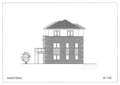 neubau dachgeschosswohnung in einem exklusiven. Black Bedroom Furniture Sets. Home Design Ideas