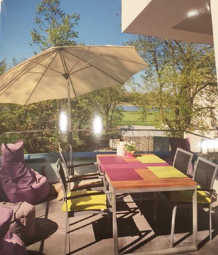 Rheinblick - Traumwohnung der Luxusklasse
