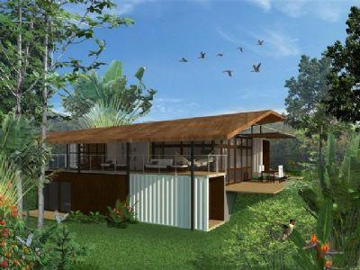 Costa Rica, Karibik,  Punta Uva Häuser, Costa Rica, Karibik,  Punta Uva Haus kaufen