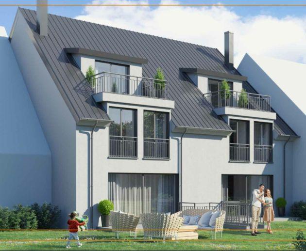 Großzügige Doppelhaushälfte in absolut sonniger und ruhiger Lage von Kirrlach NEUBAU - Provisionsfrei -