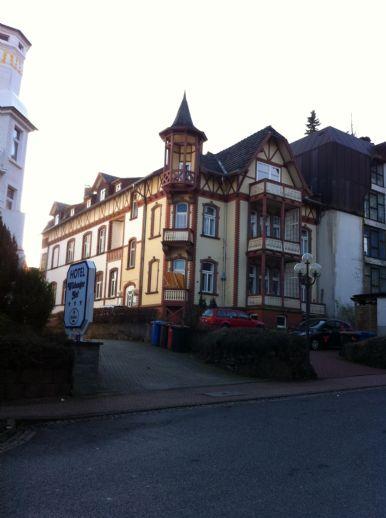 3-Zimmer-Wohnung in Zentrumsnähe in Bad Wildungen