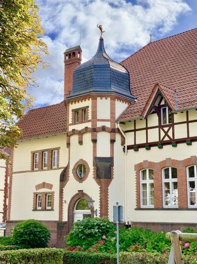 Echt wie im Märchen – Historisches und Repräsentatives Stadtpalais in Hameln