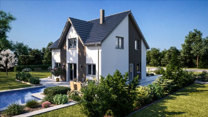 Genügend Platz in Heim & Flur für die große Familie am südlichen Stadtrand von Chemnitz