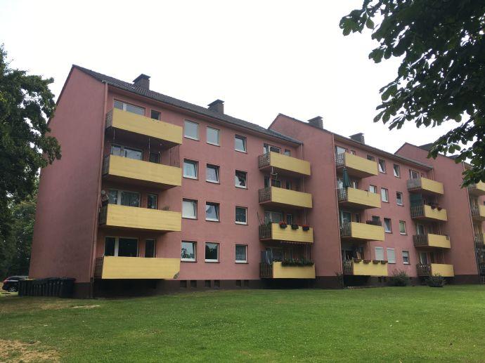Renovierte 3-Zimmer-Wohnungen mit Balkon in ruhiger Lage von Bergkamen