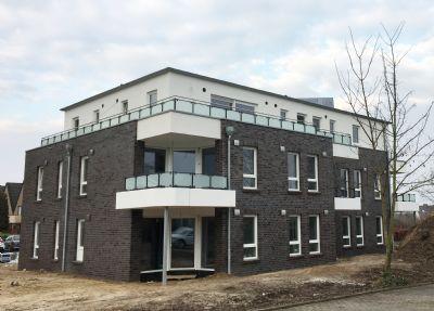 Rahden 3-Zimmer-Wohnung im Neubau mit Balkon oder Terrasse - barrierefrei -