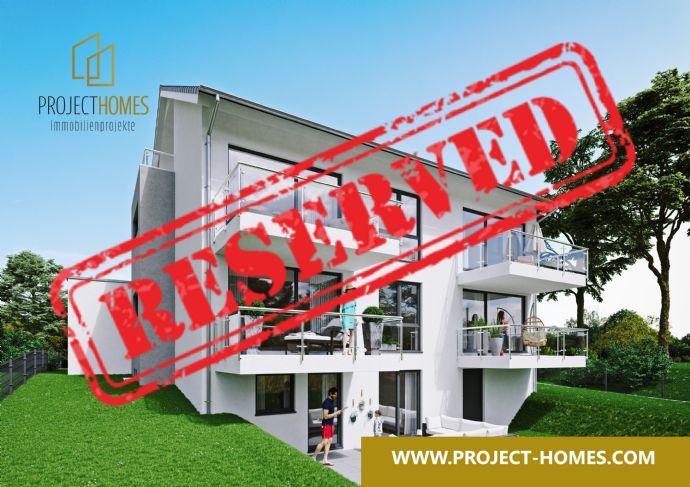 Neubautraum: Moderne und sonnige 2-Zimmer-Wohnung mit herrlichem Balkon