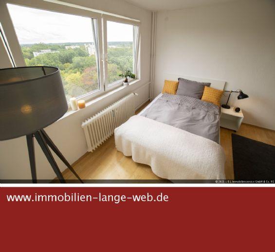 Schickes Apartment mit Weitblick über Wolfsburg, teilmöbliert, barrierefrei