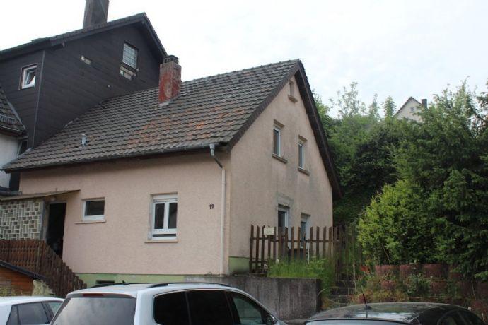 **REDUZIERTE MAKLERGEBÜHR** - gestalten Sie selbst - Wohnhaus mit 120 qm Wohnfläche