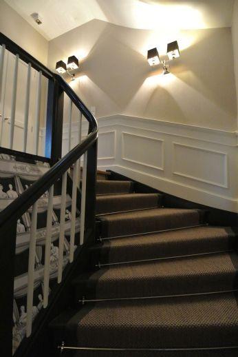 Elegante Maisonette-Wohnung, teilmöbliert, in Stadhaus