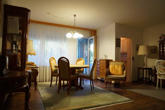 Geräumige 1-Zimmer-Wohnung mit EBK und Balkon in Sachsenhausen