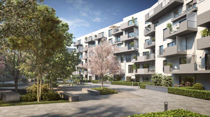 Viel Raum und Platz in 3-Zimmer-Wohnung mit Loggia - Tageslichtbad & extra Gäste-Bad - Vis-à-vis Schloßpark Nymphenburg - NEU! (112)