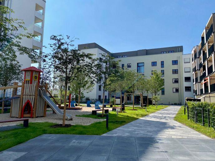 Neue und Moderne 3-Zi.-Wohnung mit EBK und TG in Nürnberg (Eberhardshof)