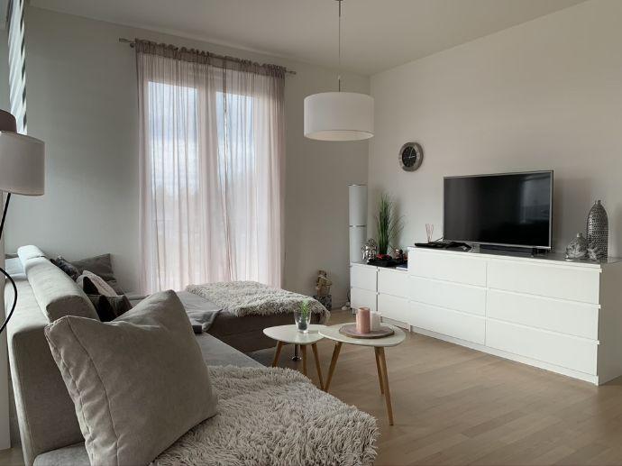 Exklusive Neubau 2,5-Zimmer Wohnung mit Terrasse