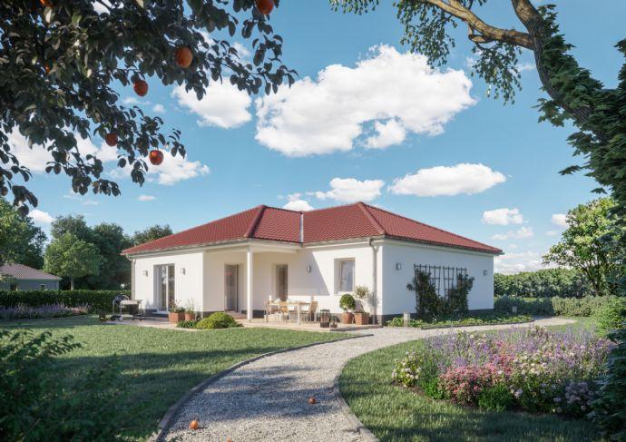 Haus mit Grundstück in Nossen inklusive Fußbodenheizung, elektrischen Rolläden und Luftwärmepumpe!