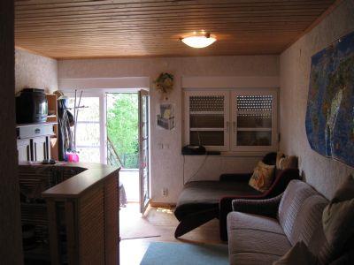 Wohn-, Schlaf- und Kochraum!