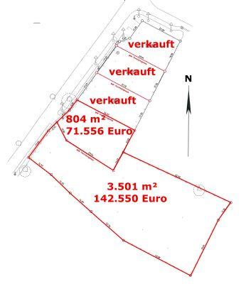 ruhige stadtnahe Lage für Ihr Einfamilienhaus in Dersekow bei Greifswald!