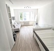 Sehr schöne, helle 1-Zimmer Wohnung für Pendler, möbliert, stadtmittig Heidenheim