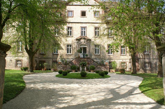 WOHNEN IM SCHLOSS, 3 Zimmer, Küche, Bad, Warburg-Welda