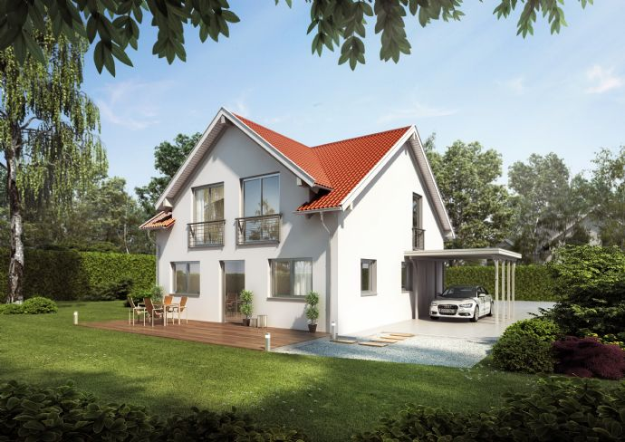 Landhaus auf großzügigem Grundstück in Finsterwalde