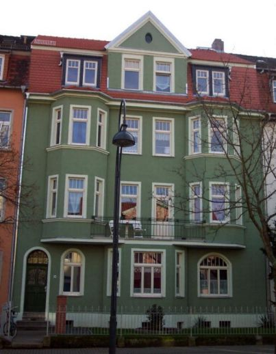Neu renovierte 2-Raum-Single-Wohnung mit Stellplatz, zentrumsnah