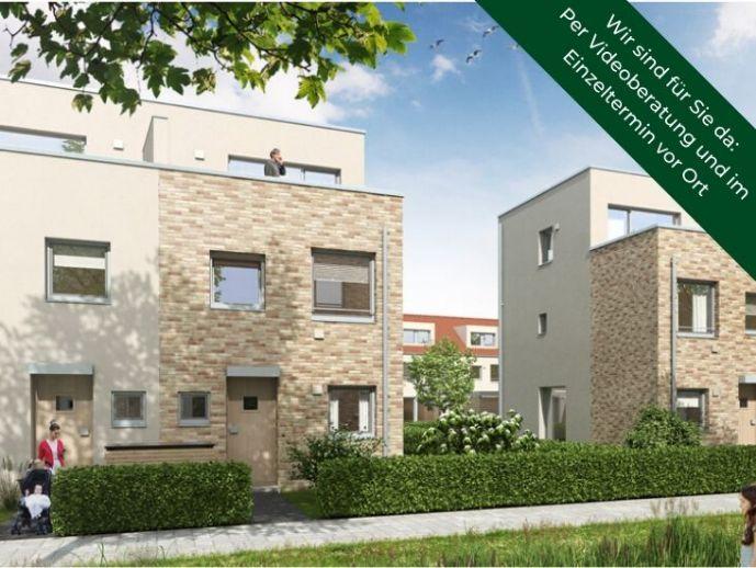 Doppelhaushälfte Gartenstadt Werdersee mit Sonne den ganzen Tag!