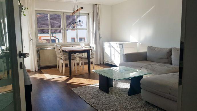 Helle, renovierte 3 Zimmer-Wohnung in Passau Hacklberg mit Terrasse und Balkon