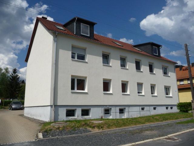Schöne renovierte 4 Zimmer Wohnung in Rauenstein