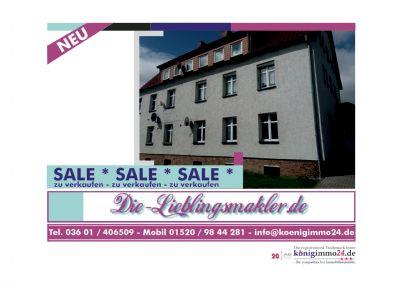 Mühlhausen/Thüringen Wohnungen, Mühlhausen/Thüringen Wohnung kaufen