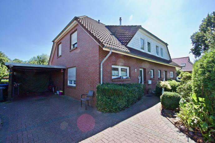 doppelhaushlfte mit carport terrasse und grozgiger gartenflche doppelhaushlfte bockhorn 2lx8n4x