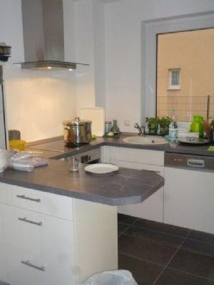 Küchenansicht Musterhaus