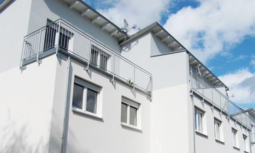 Neue, moderne Familiennester in Kitzingen - Etwashausen !