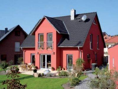 attraktives einfamilienhaus mit spitzerkervorbau in ringelheim projektiert einfamilienhaus. Black Bedroom Furniture Sets. Home Design Ideas