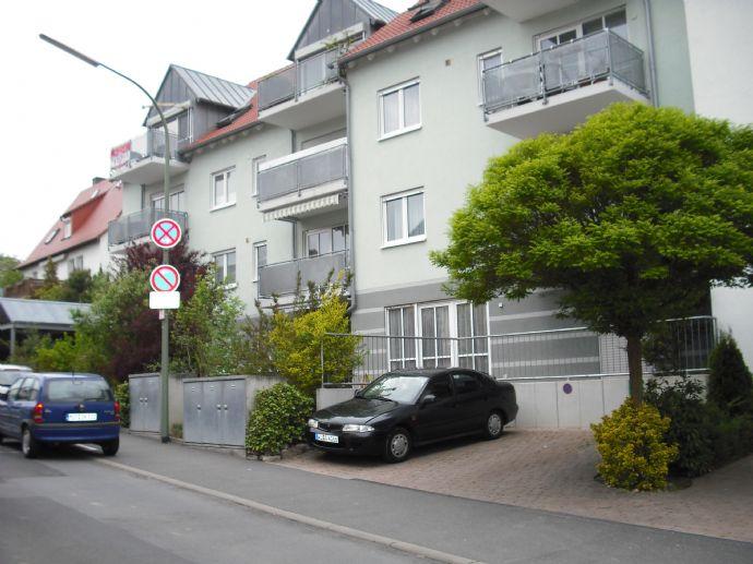 Höchberg - Service-Wohnanlage 1-Zi-Wohnung 41 qm - zentral im Altort
