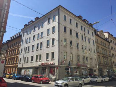 WG Wohnung im Glockenbach