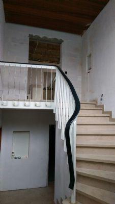 Treppenhaus - fertigzustellen
